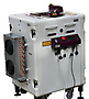 Extreme temperature outdoor cabinet cooler guarantees trouble-free operation of sensitive Lidar equipment
