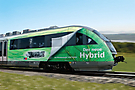 A hybrid-powered regional train has earned Deutsche Bahn AG and Tognum subsidiary MTU Friedrichshafen GmbH an award for innovation from the German rail journal Privatbahn-Magazin.